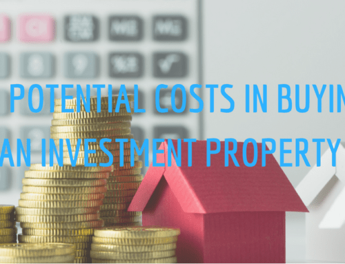 13 potential costs in owning an investment property